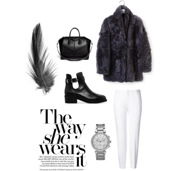 """""""The way she wears it"""" by hanna-tisater on Polyvore"""