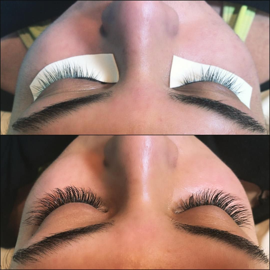 6a83bd268c9 Monday morning lashes • • Classic set D curl .18mm 9-14 • • #classiclashes  #classic #eyelashextensions #eyelashes #lashes #lashextensions…