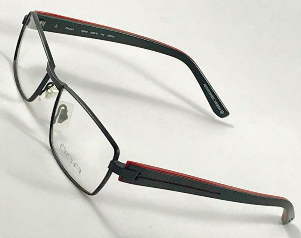 New OGA 7584O NR010 Men\'s Designer Eyeglasses Frames 53-16-140 ...