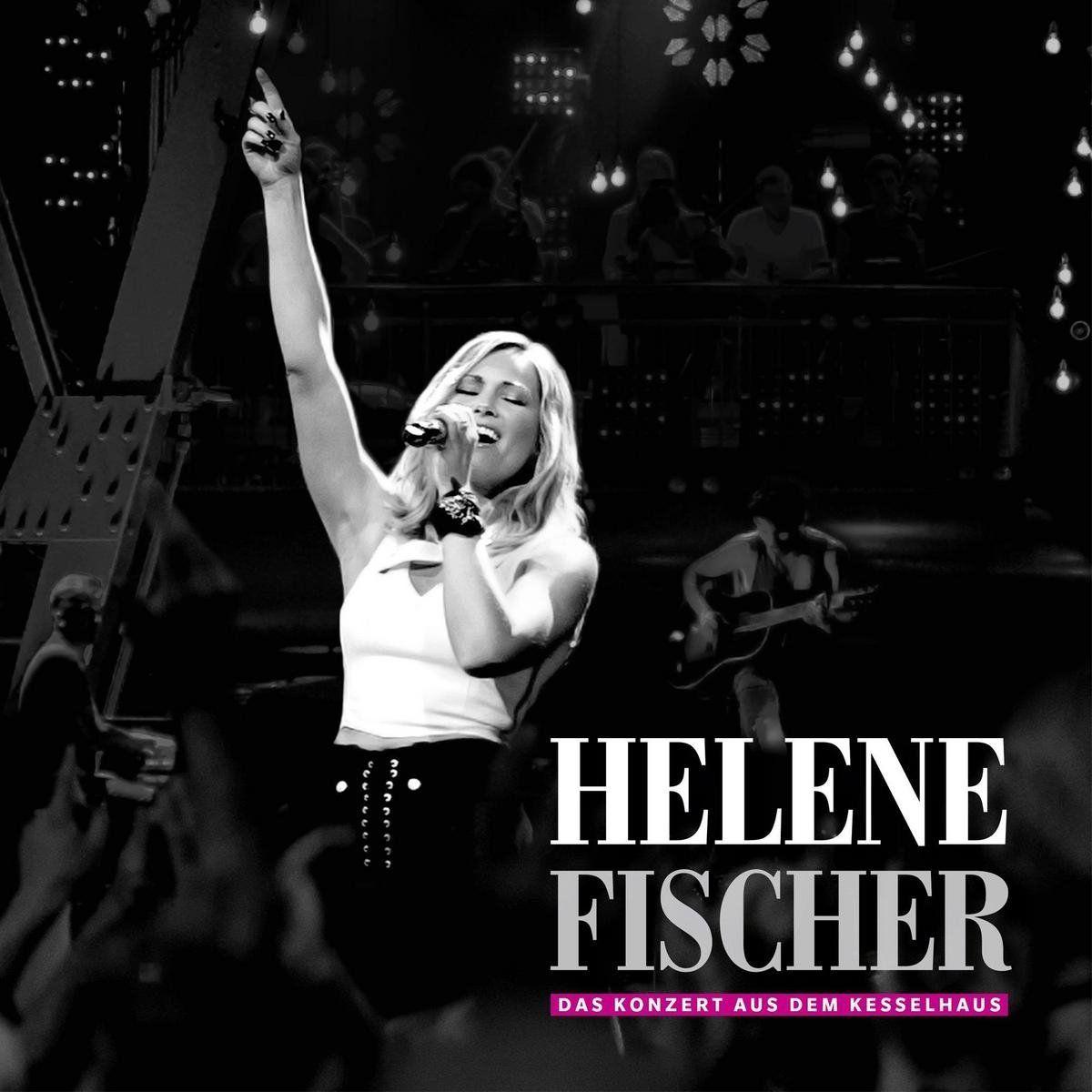 Helene Stellt Neues Album Vor Kesselhaus Munchen Mit Bildern Konzert Helene Fischer Konzert Fischerring