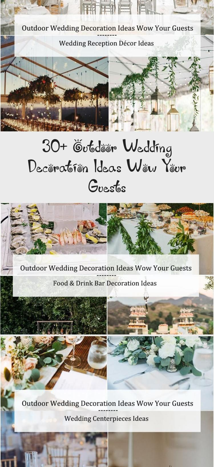 30 Outdoor Wedding Decoration Ideas Wow Your Guests Cheap Wedding Ideas Backyardgard In 2020 Outdoor Wedding Decorations Outdoor Wedding Garden Wedding Bridesmaids