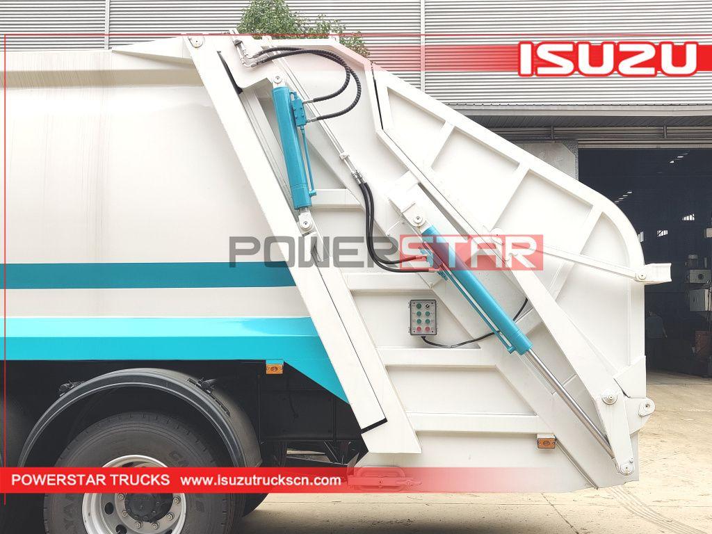Pin On Giga Garbage Trucks