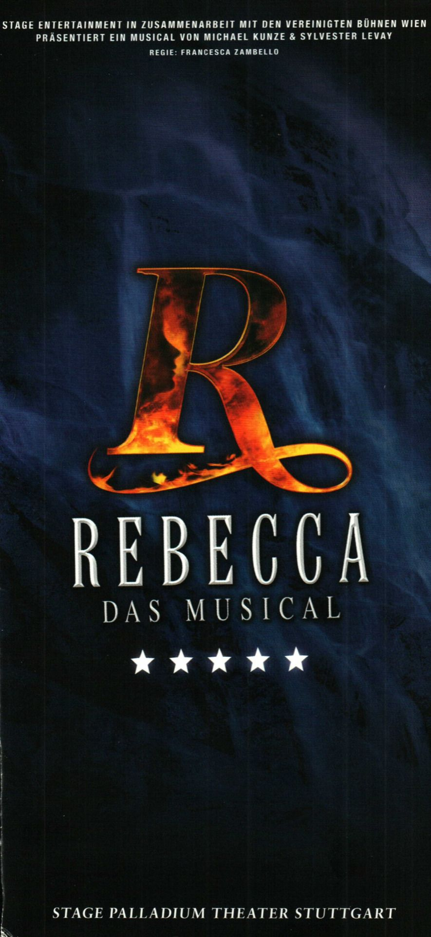 Musical Stuff Dollface Rebecca Musical Musicals My Favorite Things