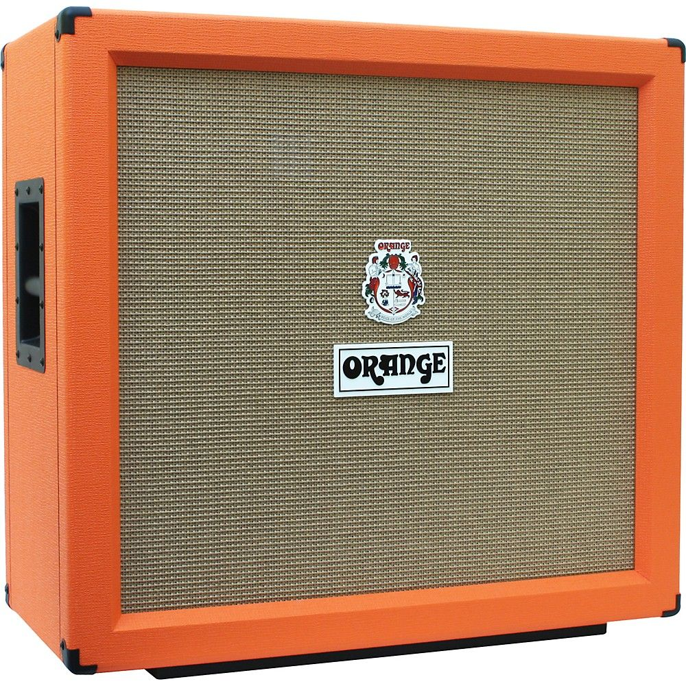 Dumble Speaker Cabinet Orange Amplifiers Ppc Series Ppc412 C 240w 4x12 Guitar Speaker