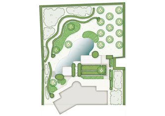 Plannen - Tuinarchitectuur Kristof Swinnen