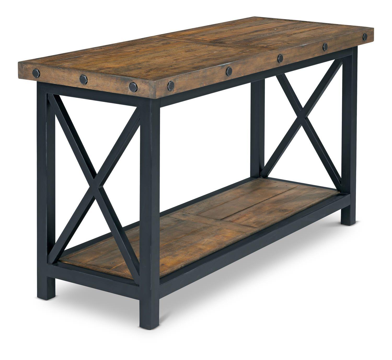 Carpenter Sofa Table In 2020 Wood Sofa Table Furniture Chair