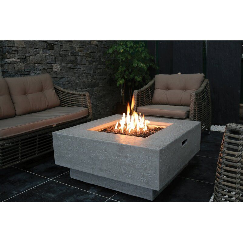 do it yourself propane fire pit table