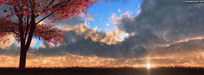 Facebook Coverphoto Cover Autumn Backgrounds Beautiful Beauty Blue Bright Cloud Clouds Facebook Cover Images Free 3d Wallpaper Facebook Cover Photos