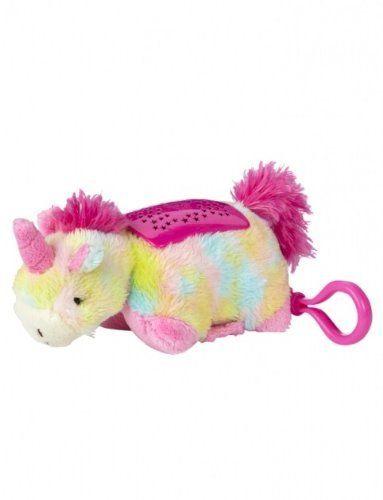 Pillow Pets Dream Lites Mini Rainbow Unicorn Animal Pillows Baby Plush Toys Plush Pillows