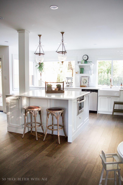 my big beautiful kitchen renovation before and after photos kitchen remodel beautiful on kitchen organization before and after id=68737
