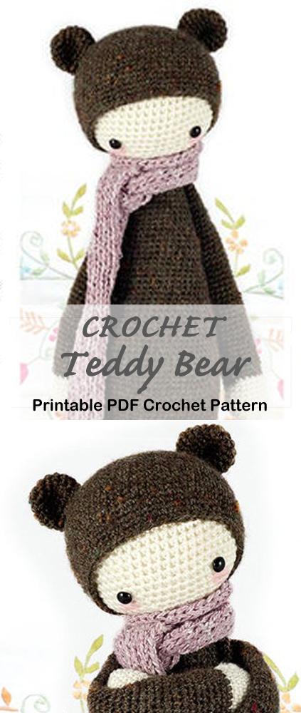 Make a Cute Teddy Bear Toy