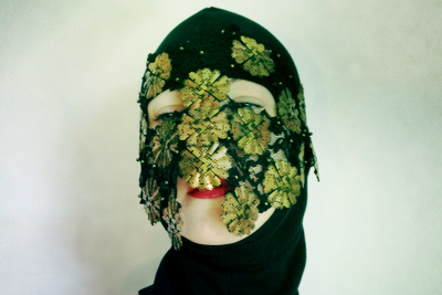 Magnhild Kennedy (aka damselfrau): masks
