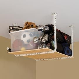 Solutions - Hyloft® Ceiling Storage Kit