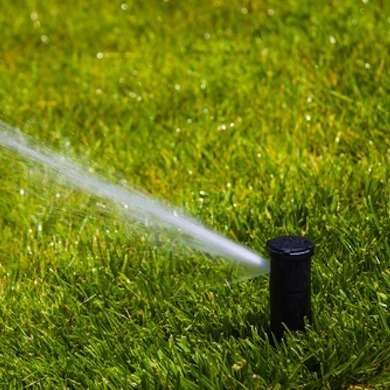18 House Functions You Didn T Know You Could Control From Your Phone Sprinkler System Sprinkler Irrigation System
