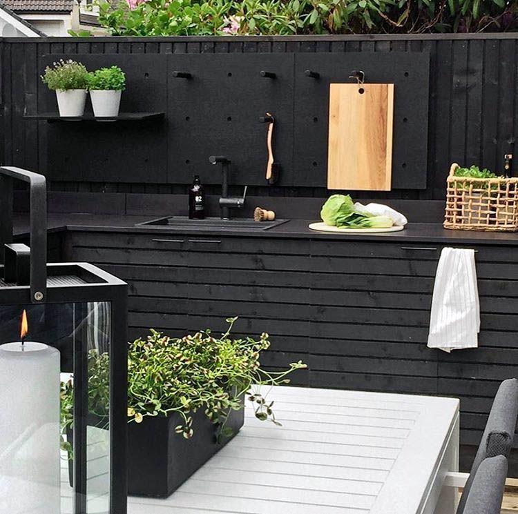 45 Awesome Outdoor Kitchen Ideas And Design Utendorskjokken Utendors Kjokken Uteplass