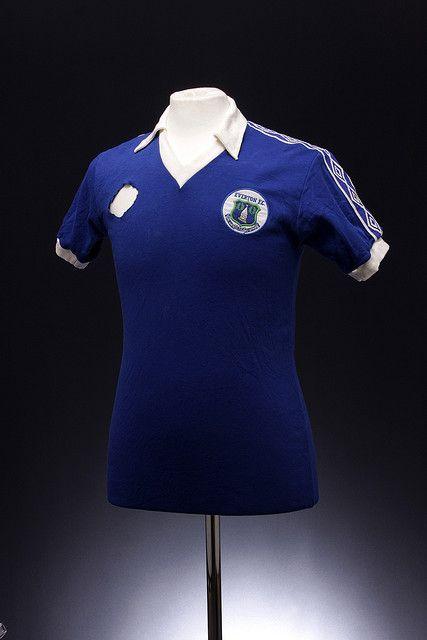 Everton Mens 1978 Shirt