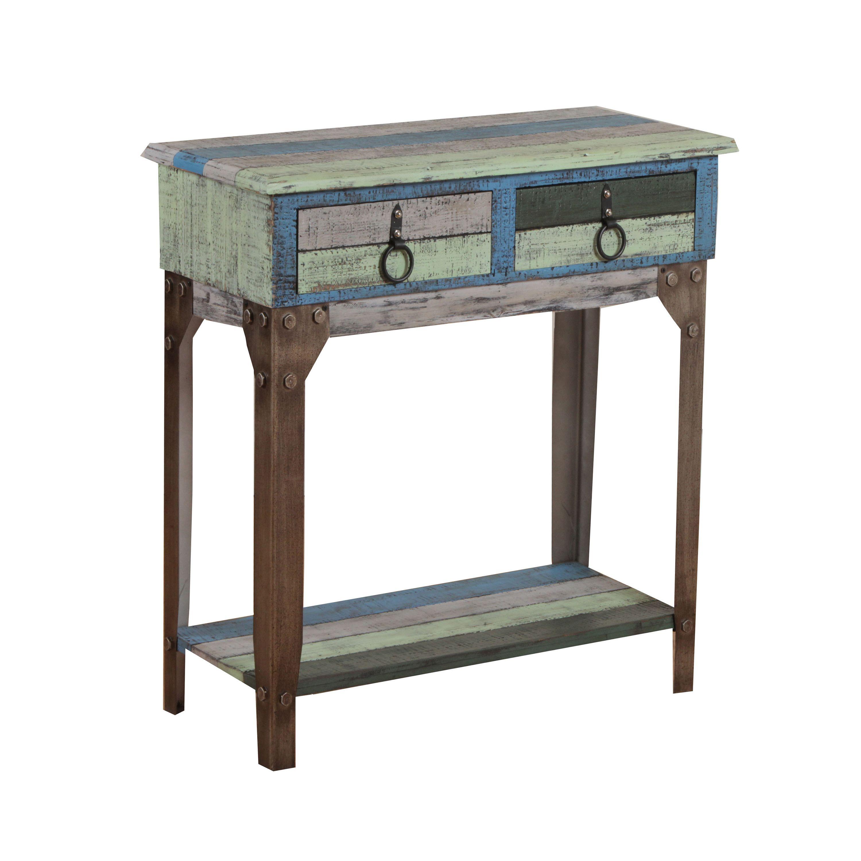 Powell Furniture Calypso Small Console Table