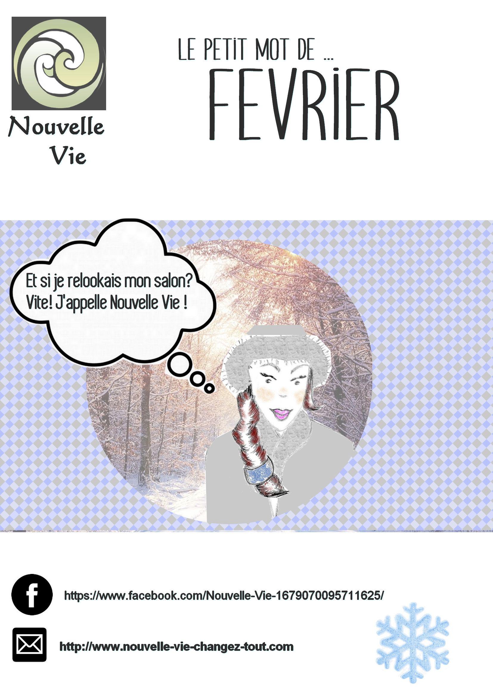 Epingle Par Sophie Noblet Nouvelle Vie Sur Newsletter Nouvelle Vie Relooker Mots