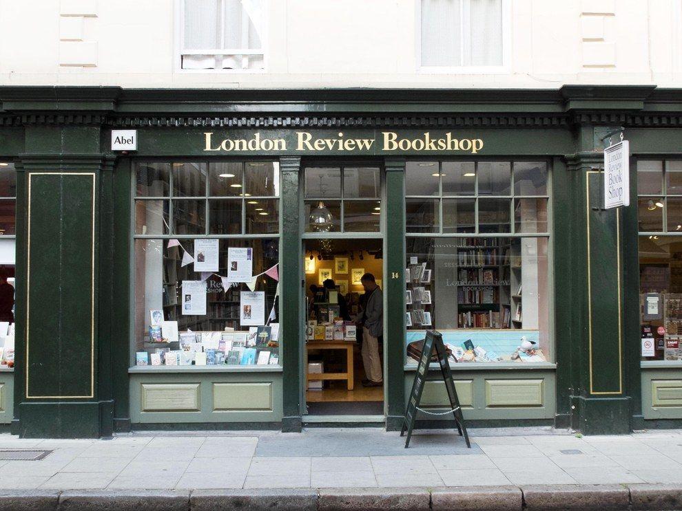 London Review Bookshop 14 Bury Place London Wc1a 2jl Bookshop London Bookstore London