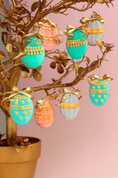 Elenis new york painted eggs cookie gift set easter nut free elenis new york painted eggs cookie gift set negle Image collections