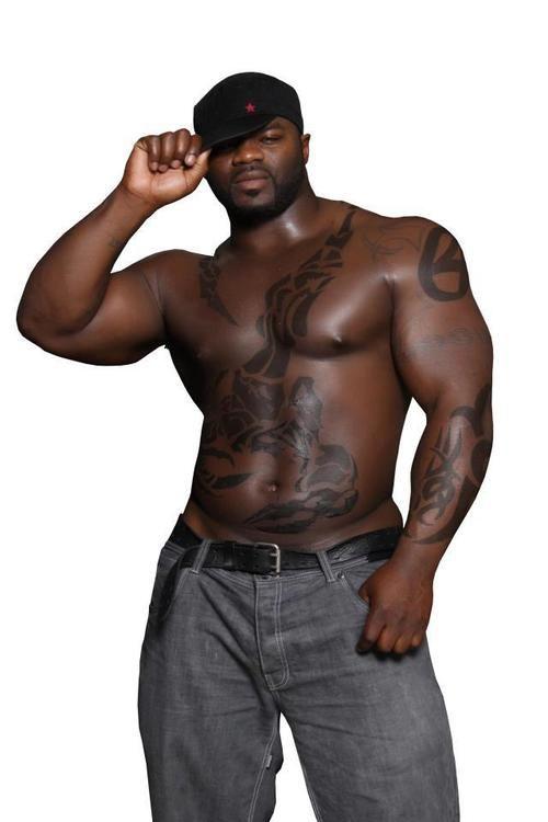 I like thick guys