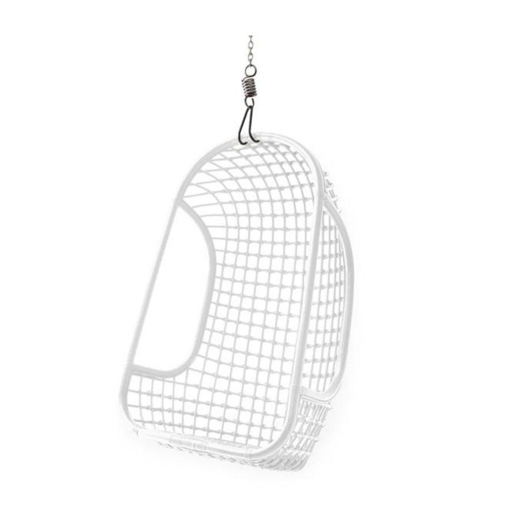 Awesome Hanging Rattan Chair White In 2019 Darien House Chair Machost Co Dining Chair Design Ideas Machostcouk