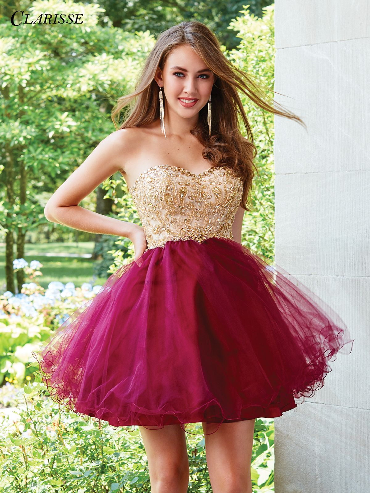 08703758a9 This dress is absolutely adorable for a Bat Mitzvah girl! The tulle skirt  is young and fun while the beading adds to the overall formality of the  dress.
