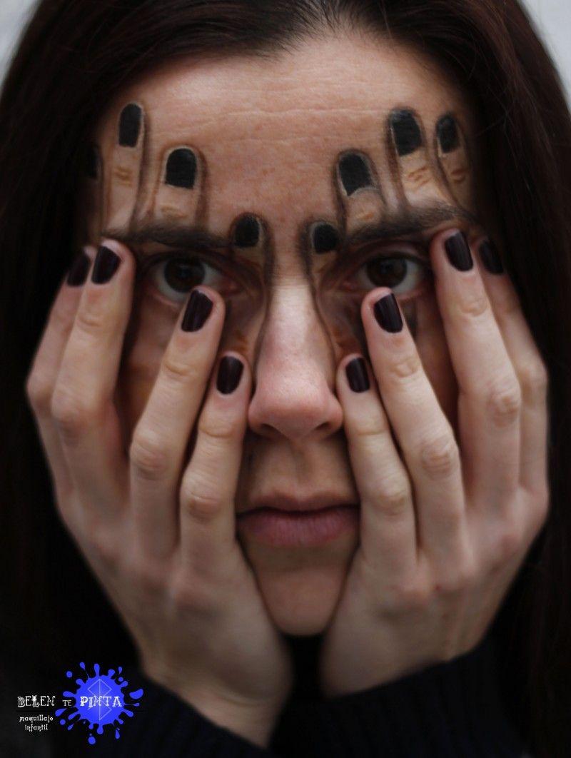 Face Painting en La Coruña   Belén te Pinta, maquillaje artístico