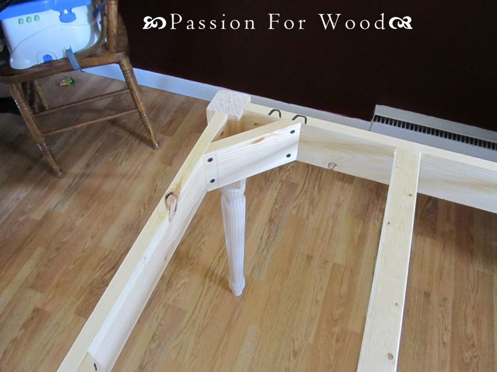 Enjoyable Attaching Table Legs To Apron Google Search Diy Cjindustries Chair Design For Home Cjindustriesco