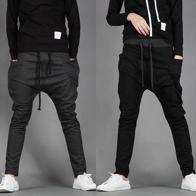 mens haircut Uwback 2017 New Brand Baggy Pants Sweatpants Men Casual Hip Hop Trousers Joggers Sweat Pants For Men Sweat Trousers Boys CAA423 -- This is an AliExpress affiliate pin.  Click the image to visit the AliExpress website