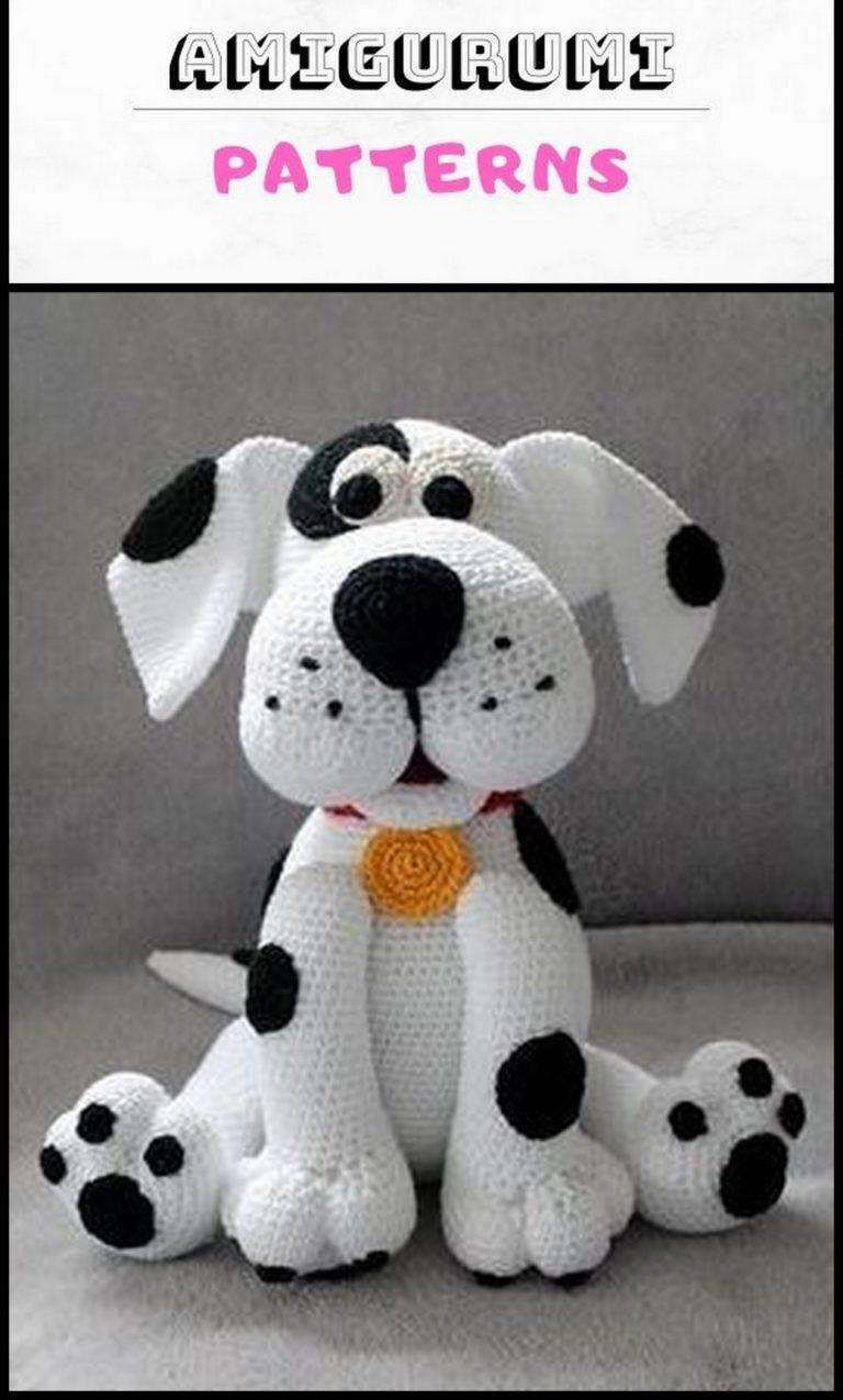 Cube Puppy Dog Amigurumi Pattern | 1275x768