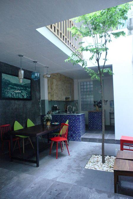 Thiên nhiên chan hòa trong nhà ống 40 m2 ở Hà Nội in 2018 ...