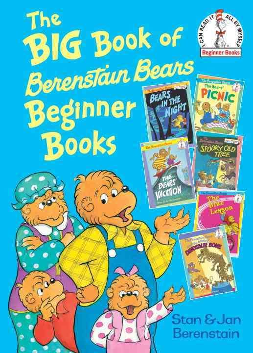 Buy Big Book of Berenstain Bears Beginner Books by Stan Berenstain with free worldwide delivery (isbn:9780375873669).  #HappyReading