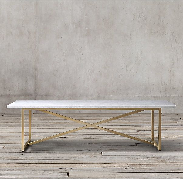 Torano Marble Rectangular Dining Table Furnished