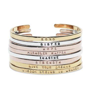 GK Designs Inspirational Bracelets