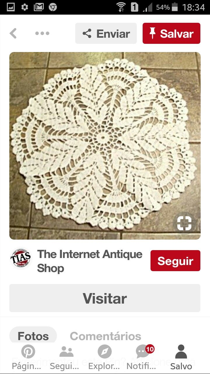 Pin de Julia Ortiz en Ganchillo | Pinterest | Ganchillo, Croché y ...