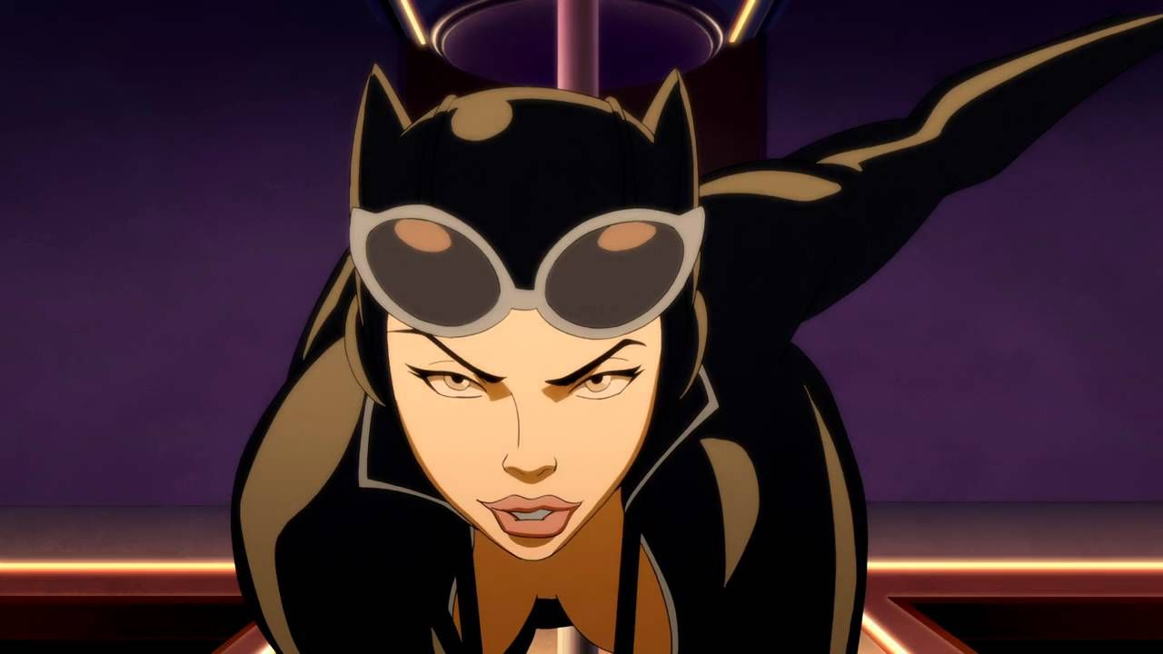 catwoman animated short movie - she has to be one of my favorite