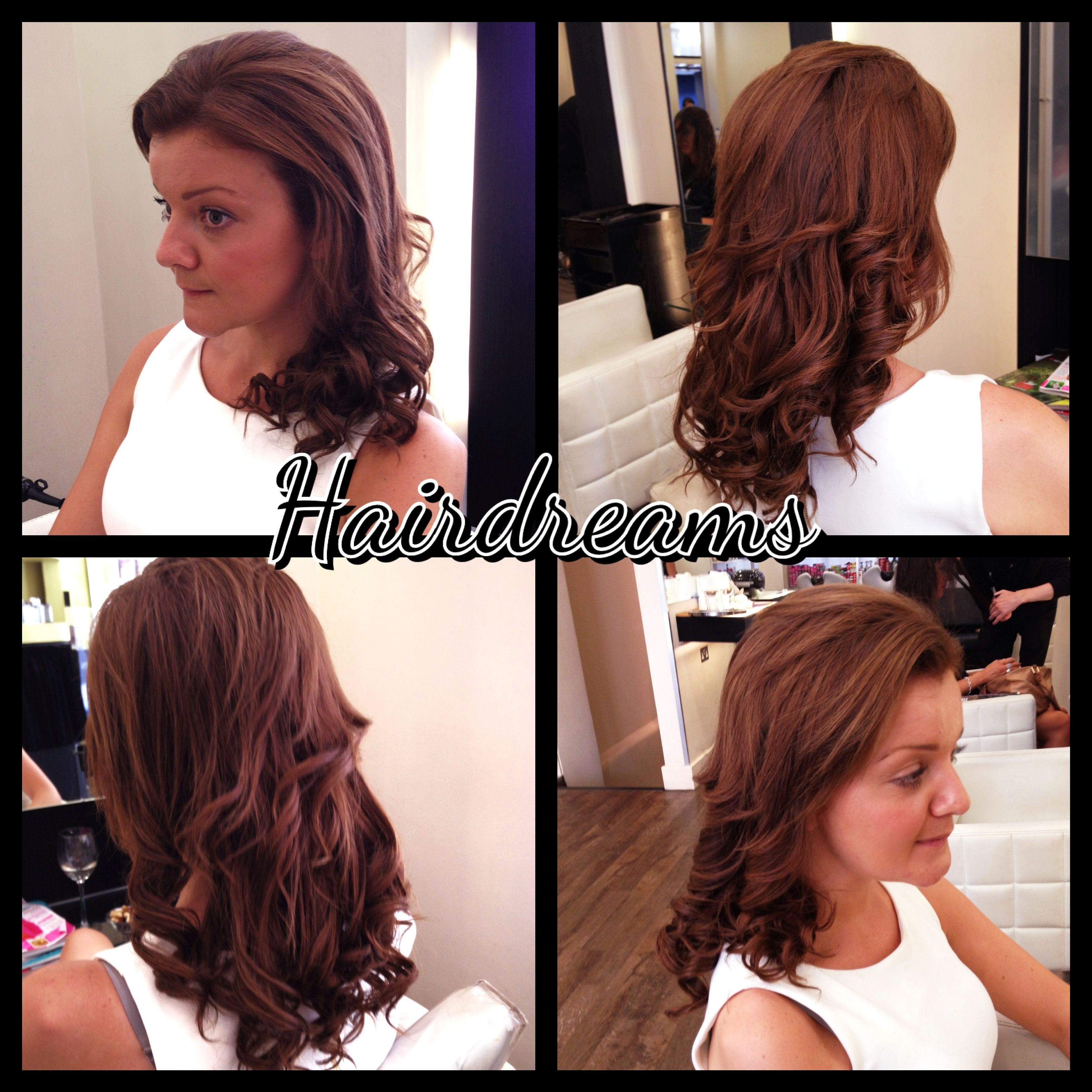 Hairdreams Extensions Full Set Of 160 Strands Of 30 Cm Czaro Hair