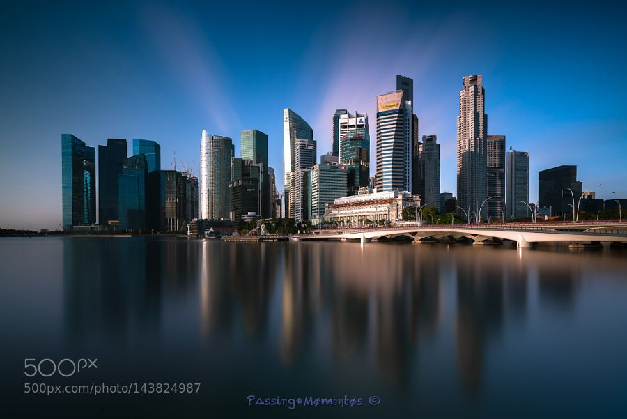Singapore Skyline by passing_momentos #architecture #building #architexture #city #buildings #skyscraper #urban #design #minimal #cities #town #street #art #arts #architecturelovers #abstract #photooftheday #amazing #picoftheday