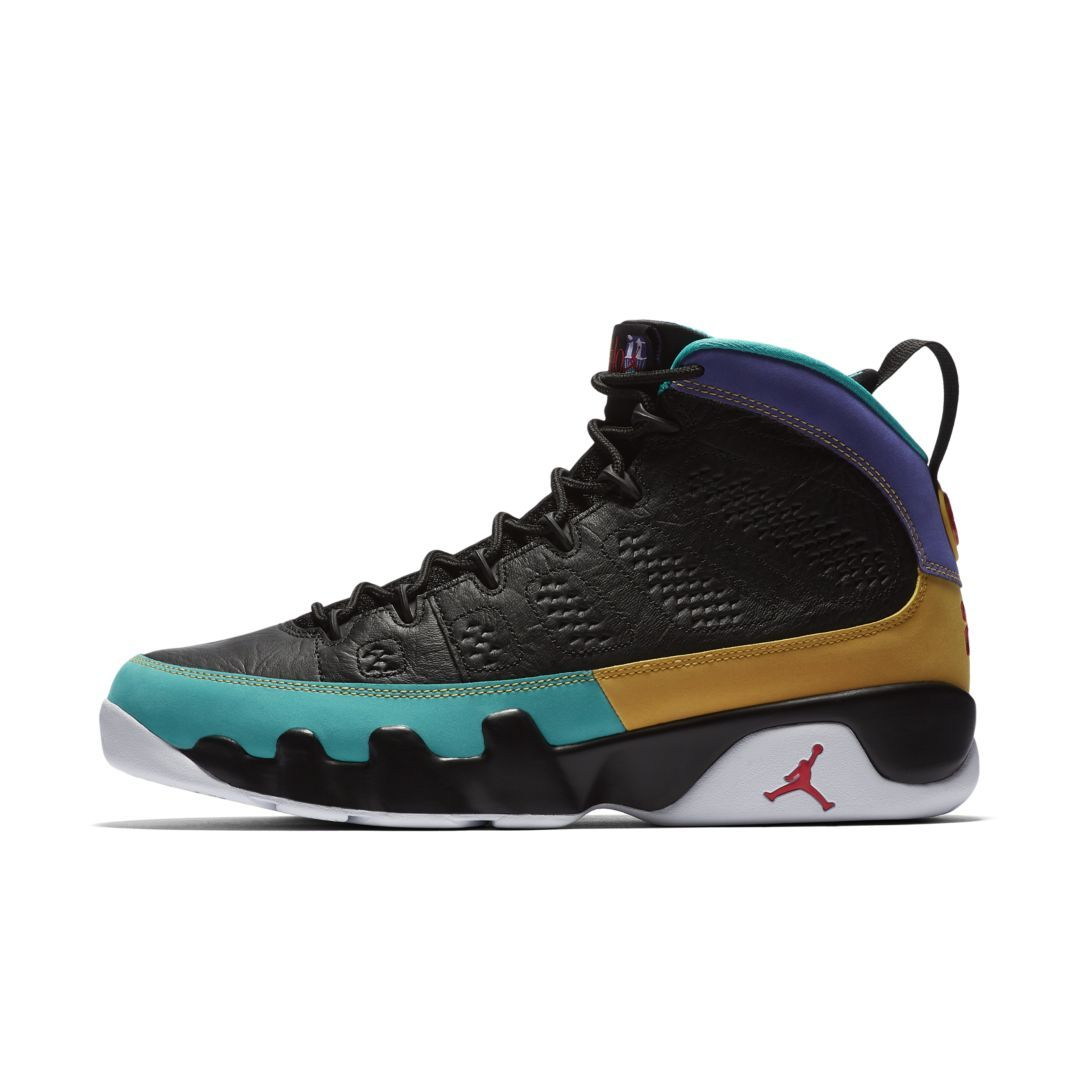 check out c89ac 6b9d4 Air Jordan 9 Retro Men's Shoe Size 11.5 (Black) in 2019 ...