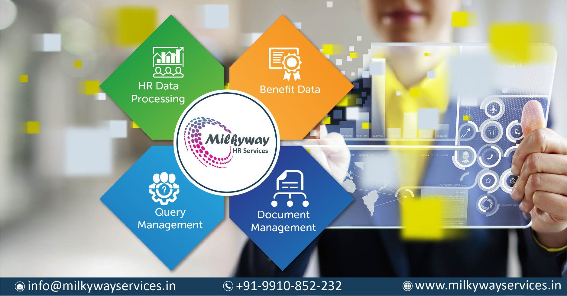 Pin on Hr Milkyway Services