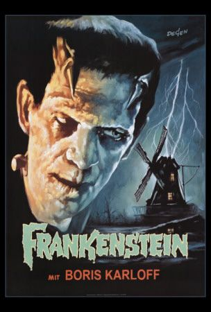 Frankenstein Pôsteres na AllPosters.com.br