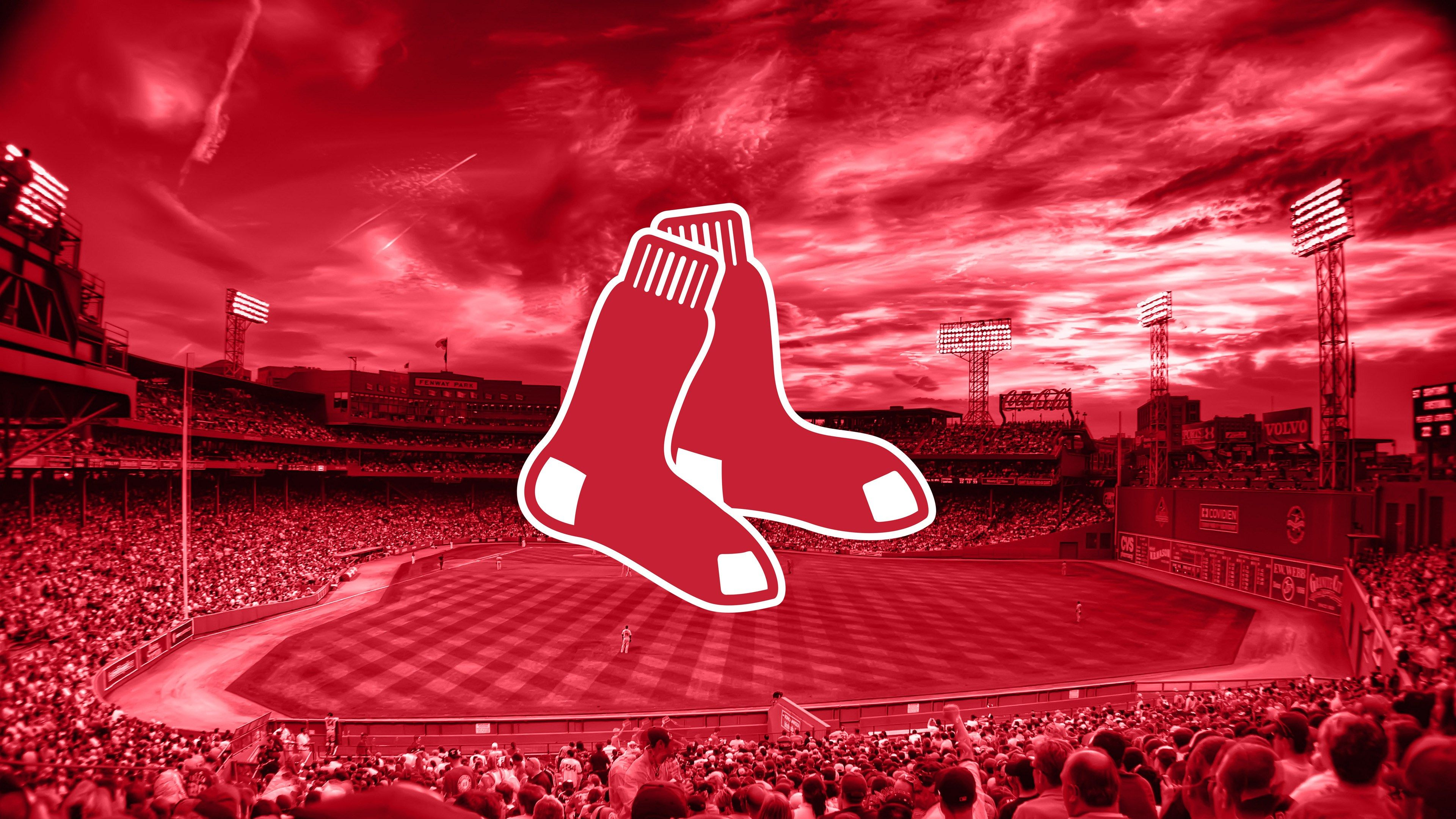 Boston Red Sox Logo Desktop Background Red Sox Logo Boston Red Sox Wallpaper Red Sox Wallpaper