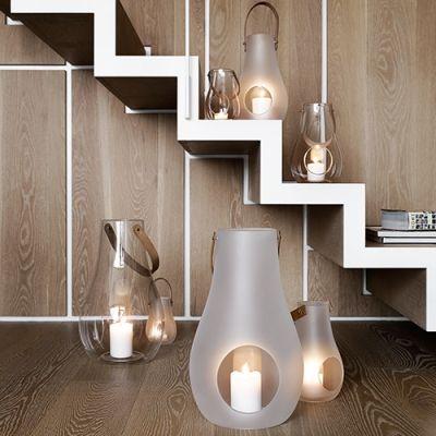 Latarenki Holmegaard Design With Light, matowe