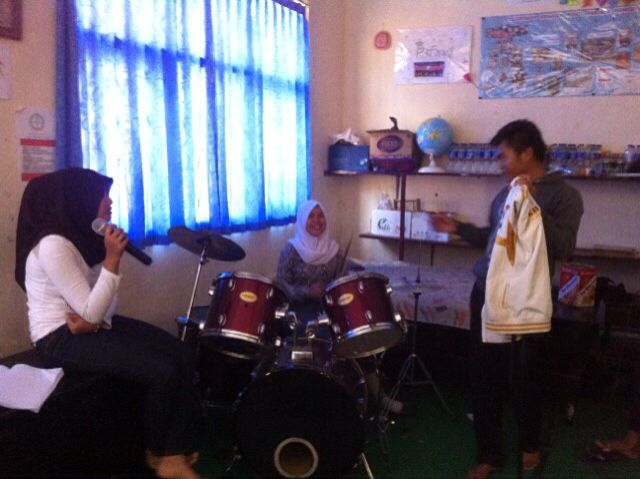 Cici Triani dan Wulandari Nge Band