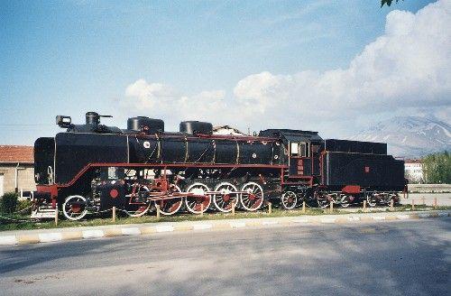 ısparta tren ile ilgili görsel sonucu