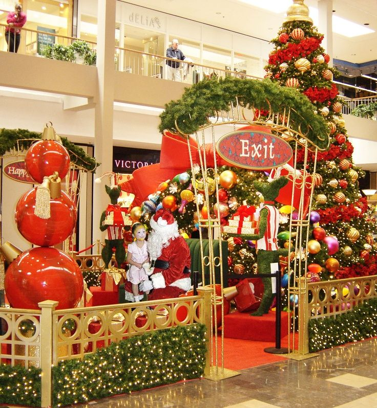Christmas Decorations In Shopping Malls: Angel Christmas Mall Activation - Google Search