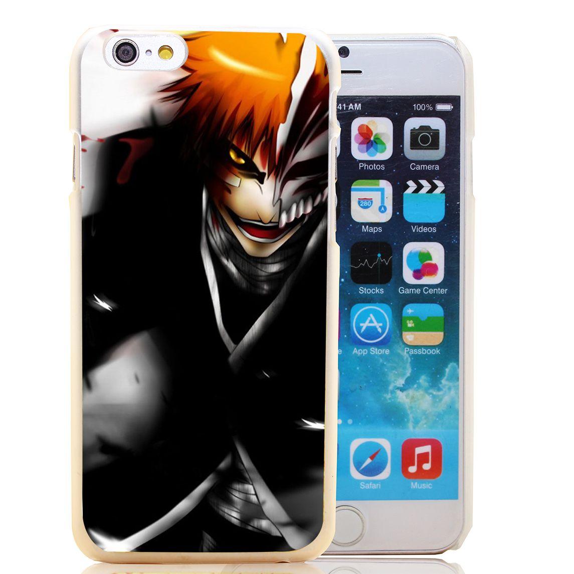 coque iphone 6 bleach