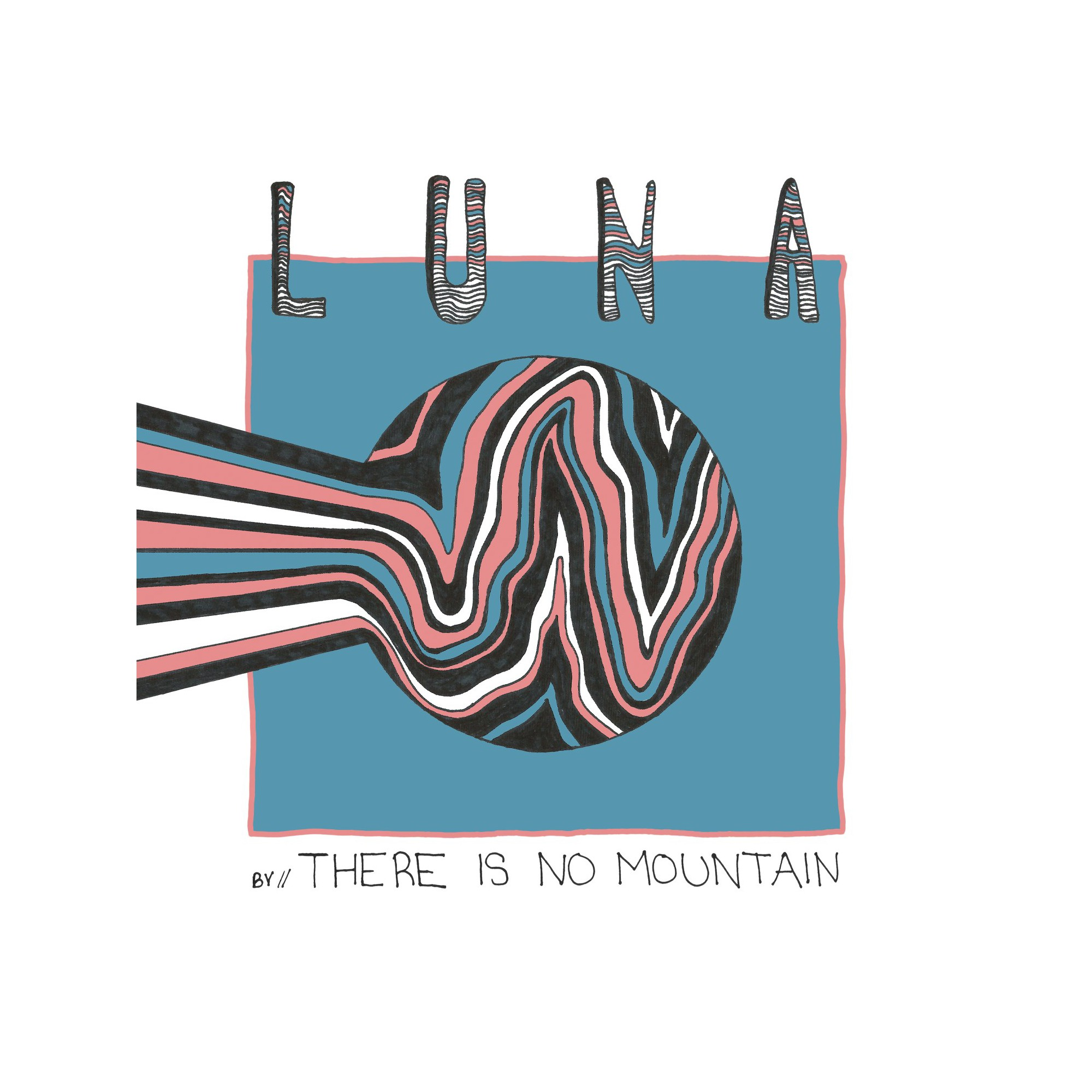 There is no mountain - Luna (CD)