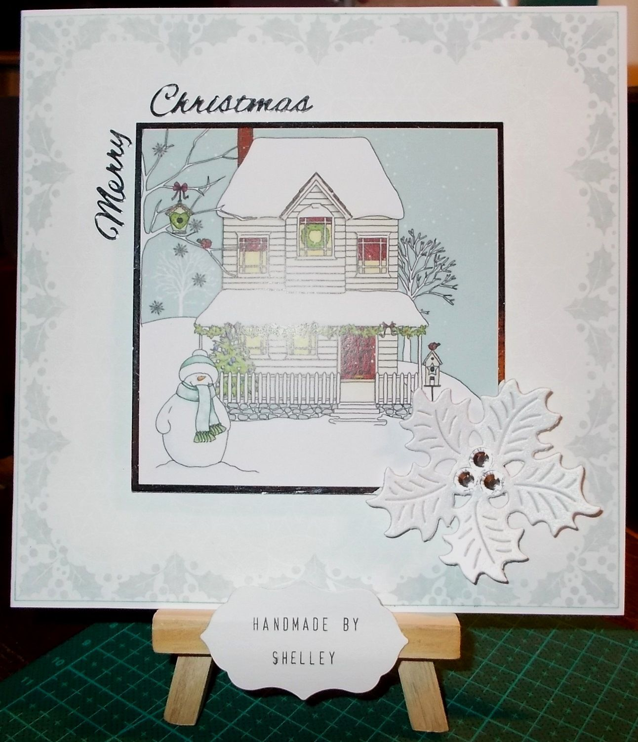 Christmas Irresistible Images By Little Claire Designs Christmas Chic Paper